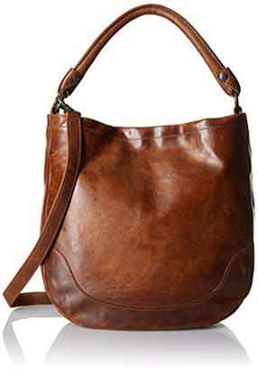 Frye Melissa Hobo Leather Handbag
