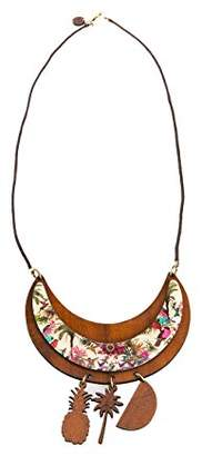 Desigual 61G55J83135U Metal Necklace - 70 cm