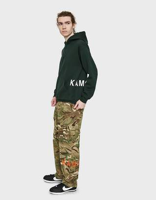 Kamo Cargo Pant in Camo