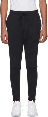 Nike Black Tech Fleece Joggers