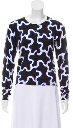 Diane von Furstenberg Ibiza Wool Cardigan