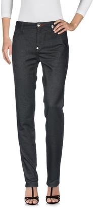 Philipp Plein Denim pants - Item 42666444VJ