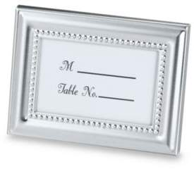 Kate Aspen Beaded Photo Frame and Place Card Holder