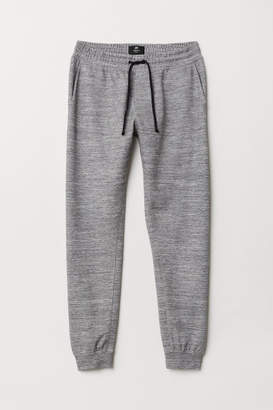 H&M Tapered fit Joggers - Gray
