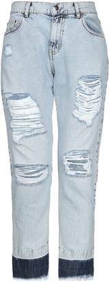 MARCO BOLOGNA Denim pants - Item 42684812EV