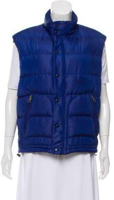 Burberry Down Puffer Vest Down Puffer Vest