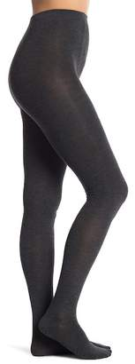 Hue Flat-Knit Sweater Tights - Pack of 2