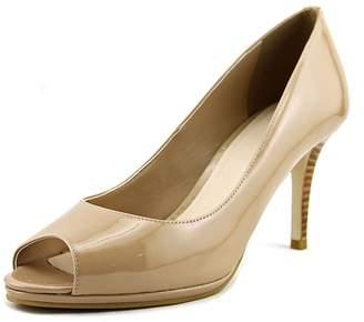 Cole Haan Davis OT. Pump.75 Women US 11 C Nude Peep Toe Heels