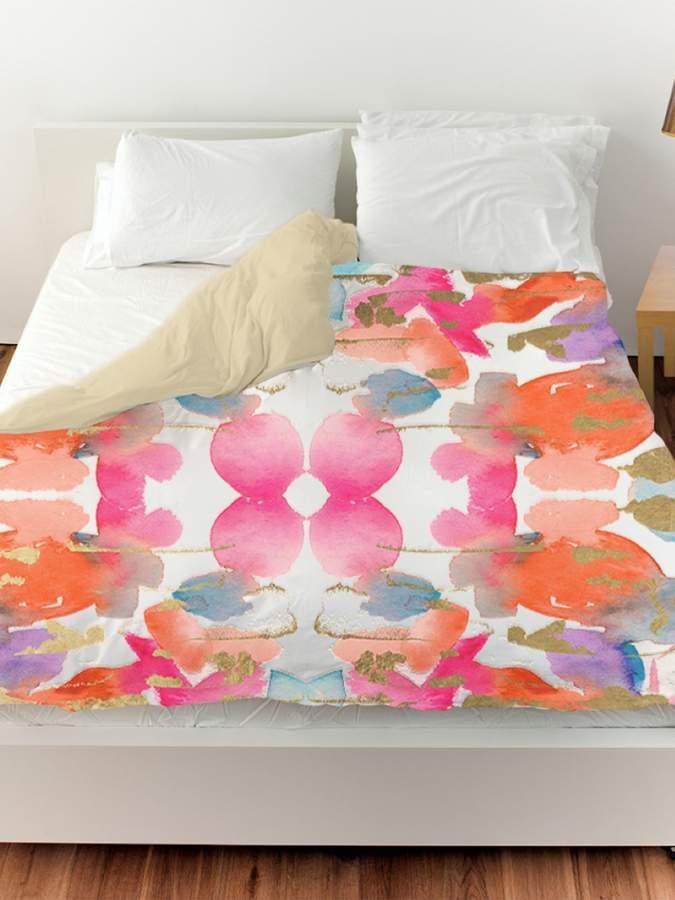Colorful Confetti Duvet Cover