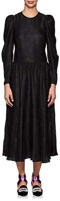 Stella McCartney Women's Silk Jacquard Midi-Dress