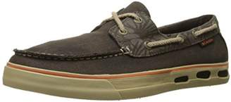 Columbia Men's Vulc N Vent Boat Canvas Casual Shoe