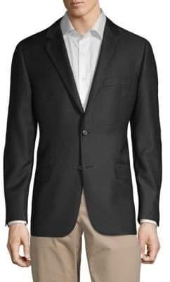 Hickey Freeman Milburn II Regular-Fit Wool Sportcoat