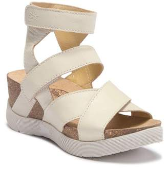 Fly London Wege Strappy Leather Sandal