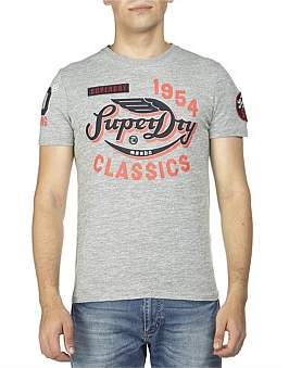 Superdry Famous Flyers Tee