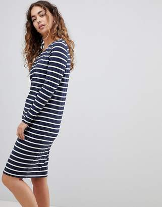 Ichi Stripe Dress