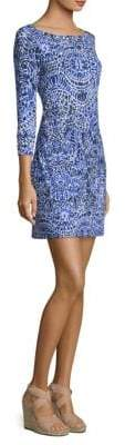 Lilly Pulitzer Sophie Printed Mini Dress