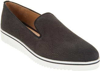 466854a93d07 Franco Sarto Leather Slip-On Shoes - Fabrina