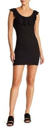 Billabong No Frills Short Sleeve Solid Dress