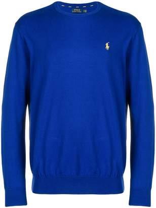 Polo Ralph Lauren classic jersey sweater