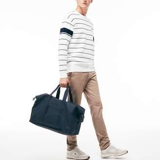 Lacoste Men's L.12.12 Concept Petit Pique Weekend Bag