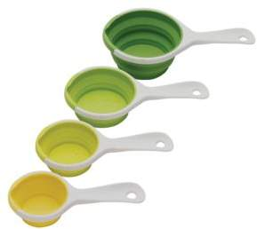 Chef'N Chefn Sleekstor Pinch + Pour Collapsible Measuring Cups