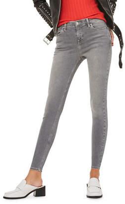Topshop PETITE Jamie Jeans 28-Inch Leg