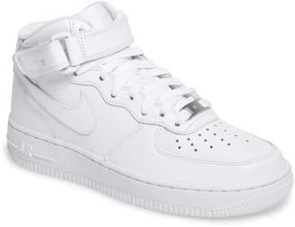 Nike Force 1 '07 Mid Sneaker