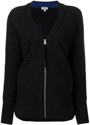 Kenzo zip-up cardigan