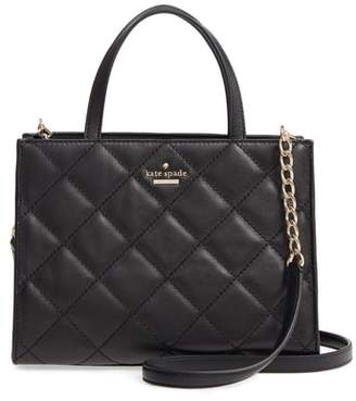 Kate Spade Emerson Place Sam Quilted Leather Handbag