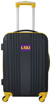 LSU Tigers 21-Inch Wheeled Carry-On Luggage