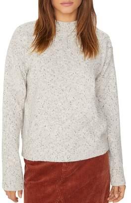 Sanctuary Jasper Button-Shoulder Sweater