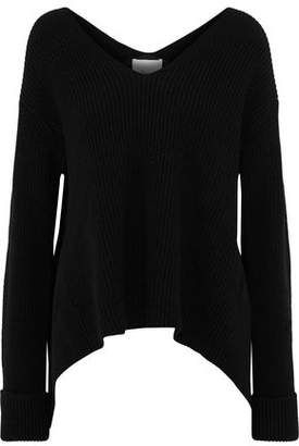 3.1 Phillip Lim Ribbed Wool And Yak-Blend Sweater