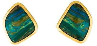 Gurhan Opal Earclips