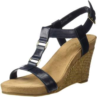 Aerosoles A2 Women's Plush Nite Wedge Sandal
