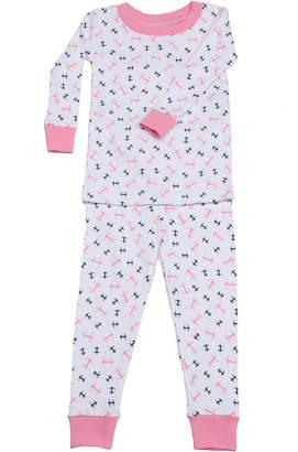 New Jammies Girls' 2Pc Pajama Set