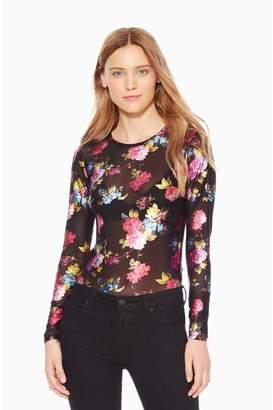 Parker Gianna Floral Top