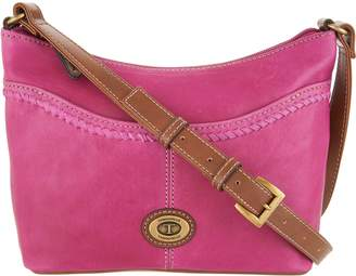 Tignanello Vintage Leather Convertible Crossbody- Crosby