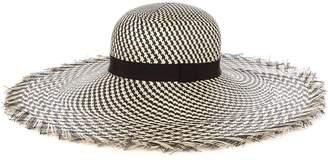 Benoit Missolin Ubud straw hat