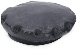 Don Paris military beret