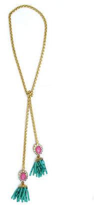 Elizabeth Cole Davis Tassel Necklace