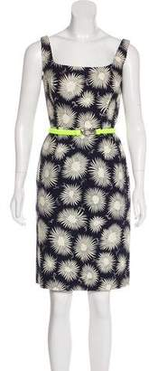 Milly Sleeveless Printed Dress