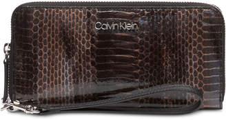 Calvin Klein Python Wallet