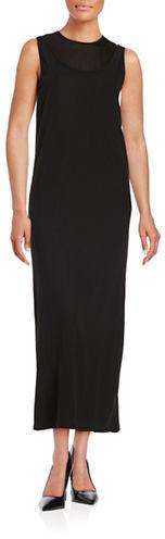DKNYDkny Sleeveless Black Dress