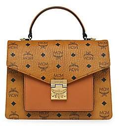 635bad0f69fa MCM Brown Flap Closure Handbags - ShopStyle