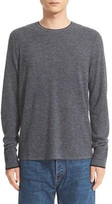 Men's Rag & Bone 'Giles' Lightweight Merino Wool Pullover $225 thestylecure.com