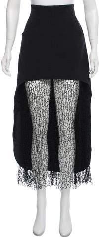 Karl Lagerfeld Vintage Maxi Skirt