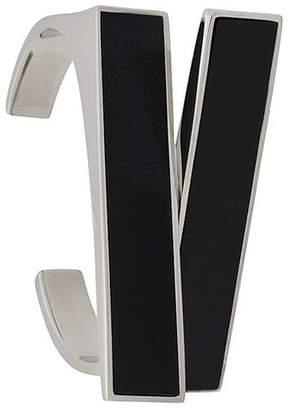 Saint Laurent rectangular cuff bracelet