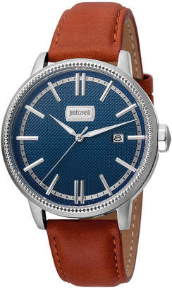 Just Cavalli Men's Relaxed Patch Watch