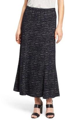 Women's Nic+Zoe Tweed Jacquard Long Skirt $138 thestylecure.com