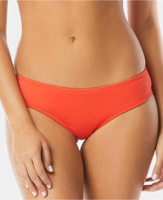 9c097c30a1 Vince Camuto Riviera Shirred Cheeky Bikini Bottoms Women Swimsuit